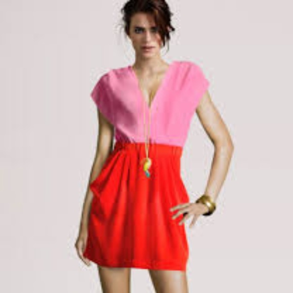 Colorblock Dresses